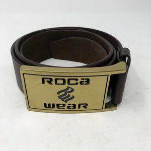 Rocawear Belt sz 38 w/ Buckle Handcrafted